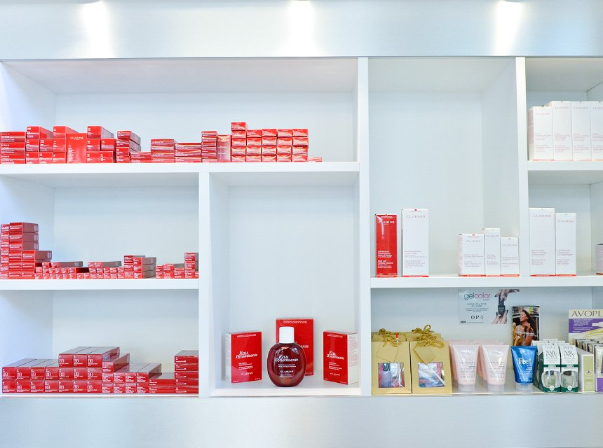 clarins skin care product range