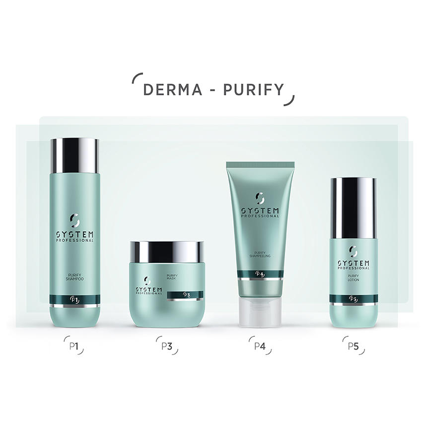 Derma Purify System Professional product