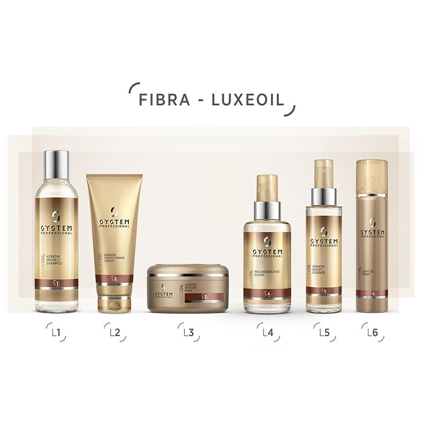 Fibra Luxeoil System product