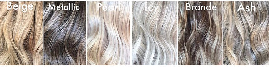 hair and strands coloring